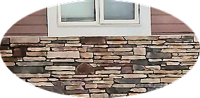 360 Siding can install Artificial and Cultured Stone