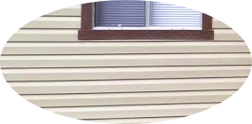 360 Siding provides quality vinyl siding in many colors with a warranty